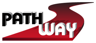 Pathway Logo Splash Graphic